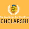 The JavaScript for WordPress Scholarship