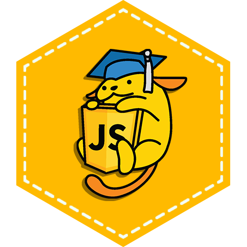 Learning JavaScript Deeply Wapuu Badge Zac Gordon