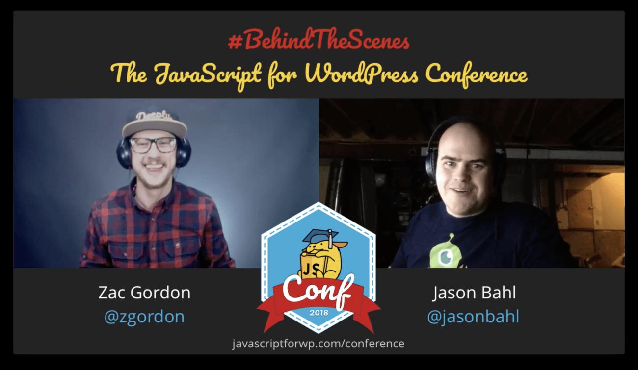 Jason Bahl JavaScript for WordPress