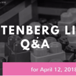 The Gutenberg Live Show