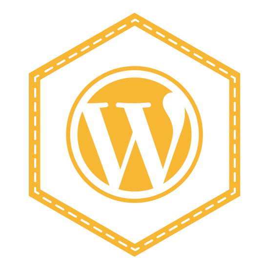 Enqueuing JavaScript in WordPress Badge