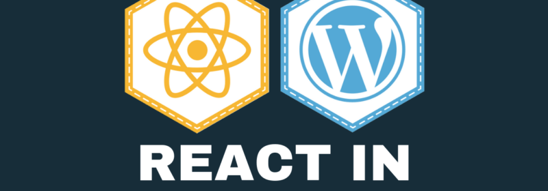 React in WordPress Logos - How to Add React to WordPress