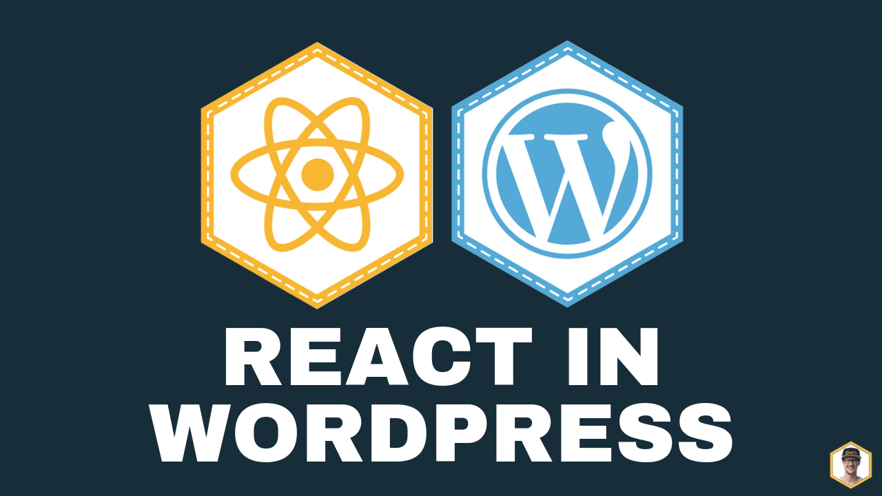 React in WordPress Logos - How to Add React to WordPress