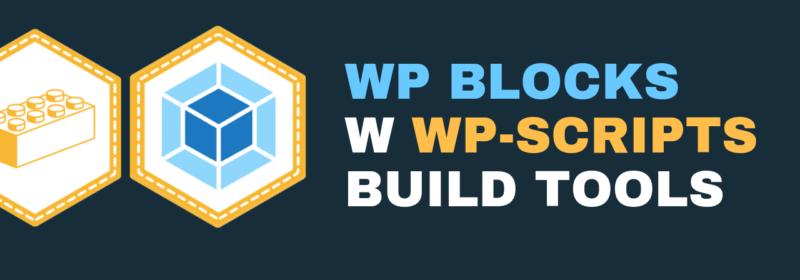 WordPress Blocks with WP Scripts