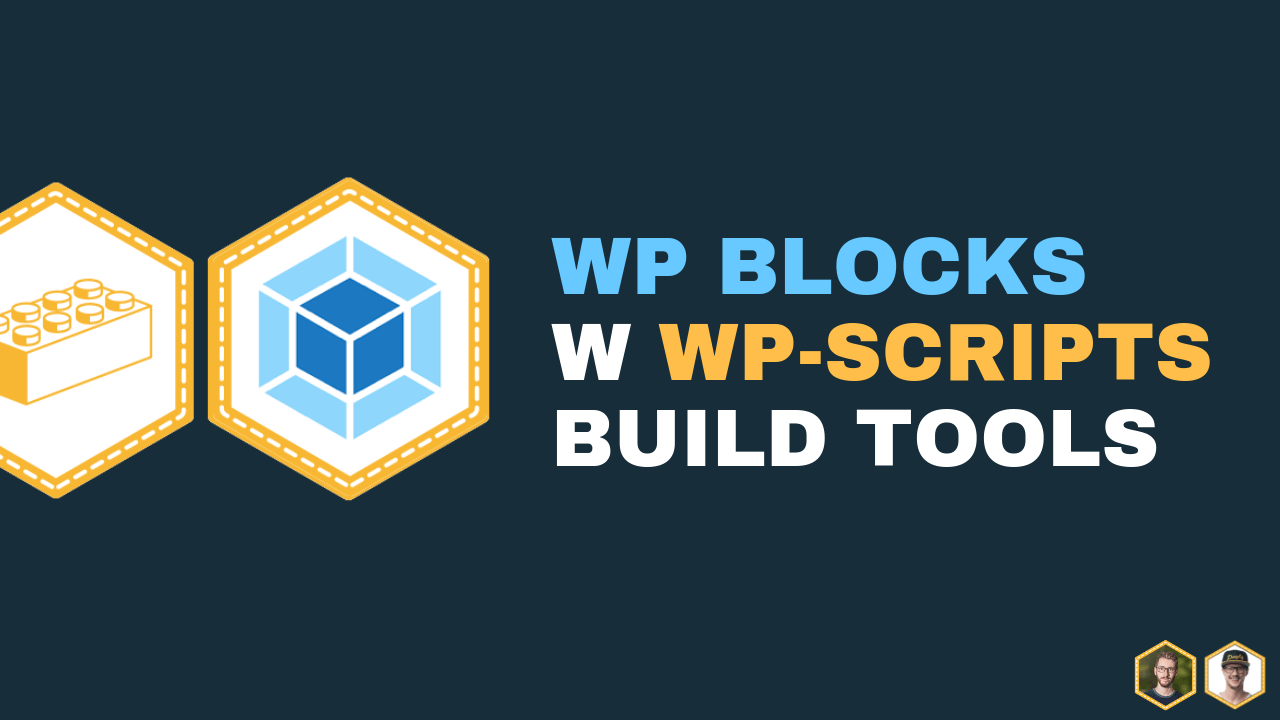WordPress Blocks with WP Scripts