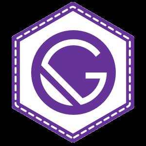 Gatsby Course Badge - JavaScript for WordPress
