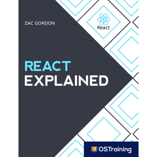 React Explained Book from Zac Gordon