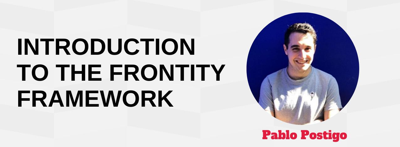 Introduction to Frontity Framework Pablo Postigo