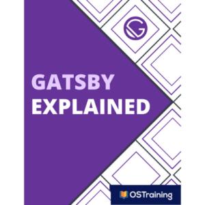 Gatsby Explained Book from Zac Gordon