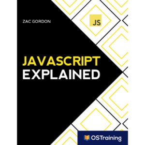 JavaScript Explained Book from Zac Gordon